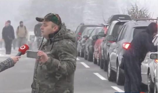 Напунктах пропуску зПольщею таСловаччиною— кілометрові черги