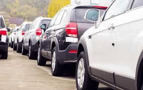 На кордонах із сусідніми державами стоять у чергах 415 транспортних засобів.