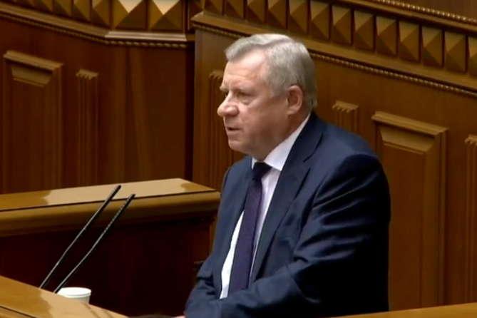 Верховная Рада сегодня уволила Смолия с должности главы Нацбанка. «За» соответствующее решение проголосовали 286 депутатов.