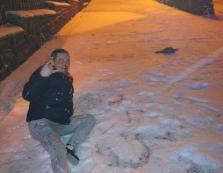 Вночі в Ужгороді невідомі жорстоко побили журналіста / ФОТО