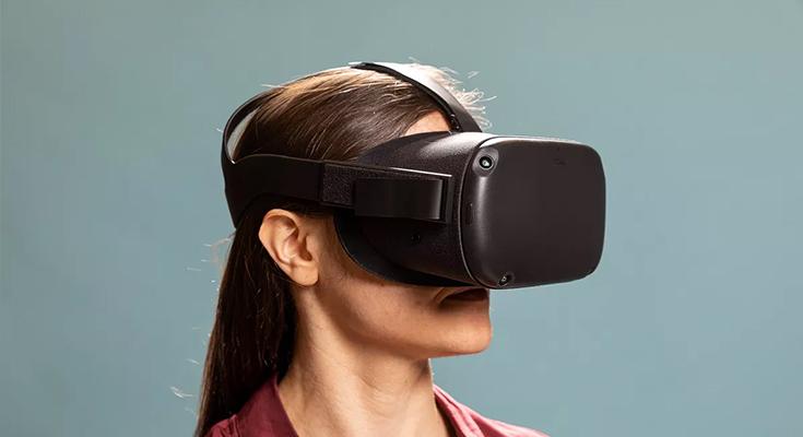 Виробники пристроїв віртуальної і доповненої реальностей також намагаються знайти рішення для поліпшення зору.
