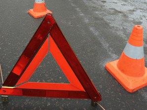 В результаті зіткнення мікроавтобуса з деревом у Виноградові постраждали дві людини.