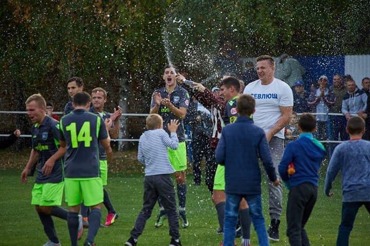 Команди зустрічались на стадіоні у Виноградові.