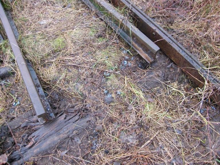 24 та 25 січня до Іршавського відділення поліції надходили повідомлення від мешканців села Приборжавське про те, що невідомі особи незаконно демонтують залізничну колію Боржавську вузькоколійку.