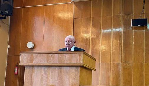 Резеш Карло Карлович був обраний до Берегівської районної ради від
