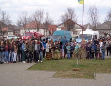 Для юних мешканців Підвиноградова провели незвичний ярмарок