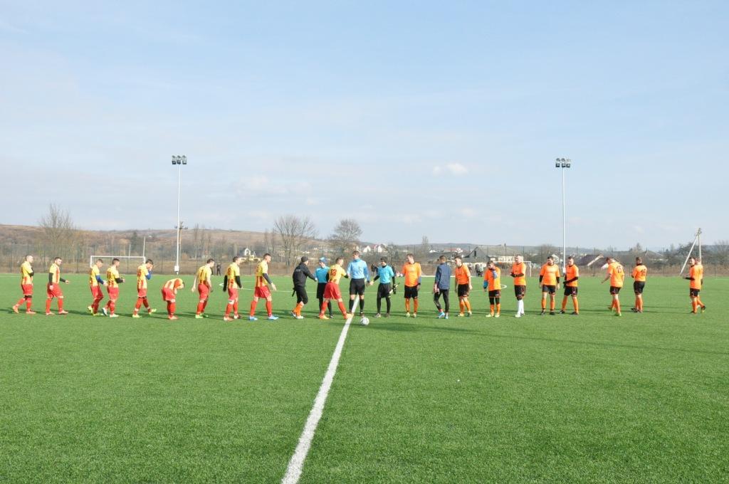 У неділю, 16 лютого, відбулись матчі четвертого туру Зимової першості Закарпаття.