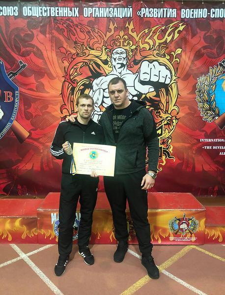 Президент ужгородського боксерського клубу