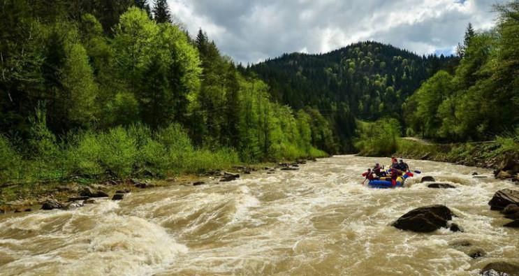 Значні опади призведуть до збільшення рівнів води у водоймах.