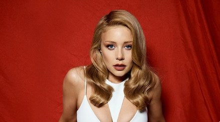 Такие фотографии Тины Кароль были сделаны для известного глянцевого журнала Vogue.
