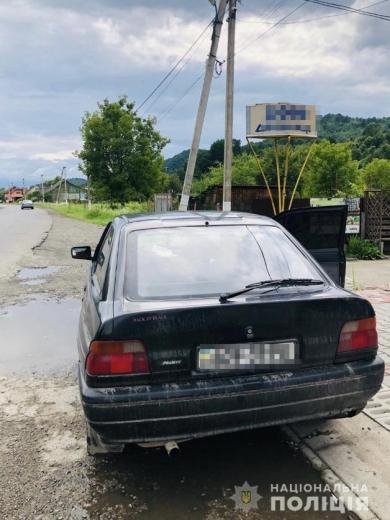 Слідчі Рахівського відділення поліції розпочали розслідування за фактами підробки документів на авто та перебивки номерів кузова. Автомобілі помістили на штрафмайданчик.