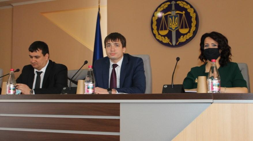 Он стал Владимиром Жилкиным, который до этого почти шесть лет возглавлял прокуратуру Рериховского района.