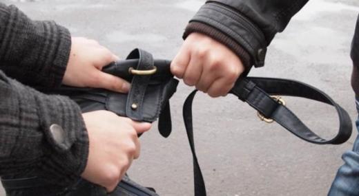 Працівники кримінальноі поліції Мукачівського відділу встановили особу правопорушника, який пограбував жителя району.
