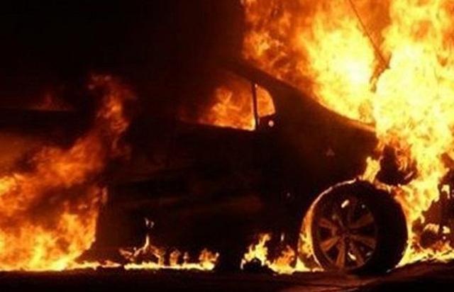 16 червня о 01:20 надійшло повідомлення про загорання легкового автомобіля DAEWOO Lanos у смт Великий Бичків Рахівського району.