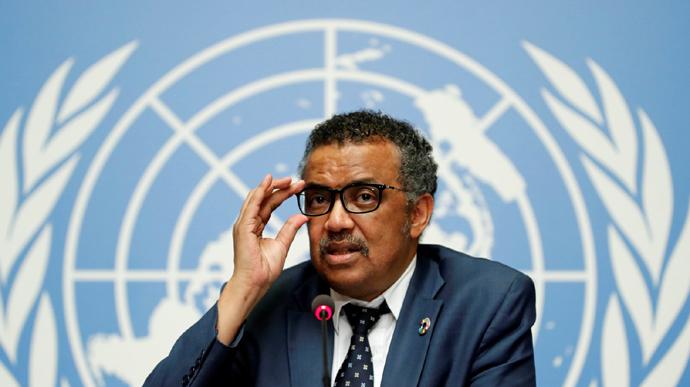 Глава Всесвітньої організації охорони здоров'я Тедрос Аданом Гебреісус заявив, що ситуація із захворюванням на COVID-19 в світі погіршується, тому він знову скликає надзвичайний комітет.
