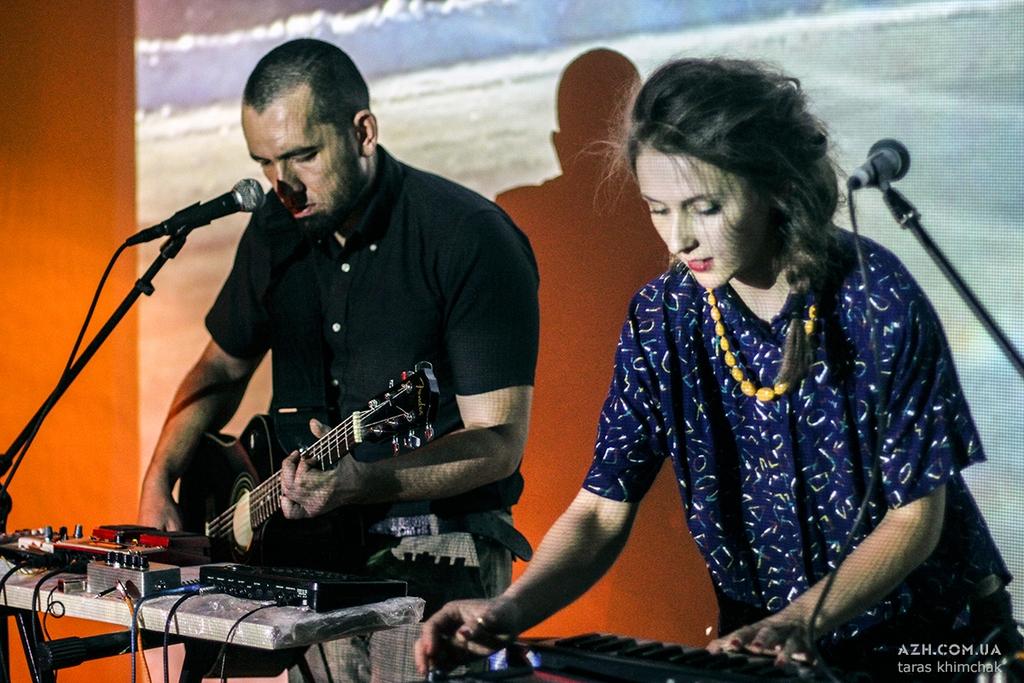 В Берегові відбувся благодійний концерт «100 хвилин за межами часу»