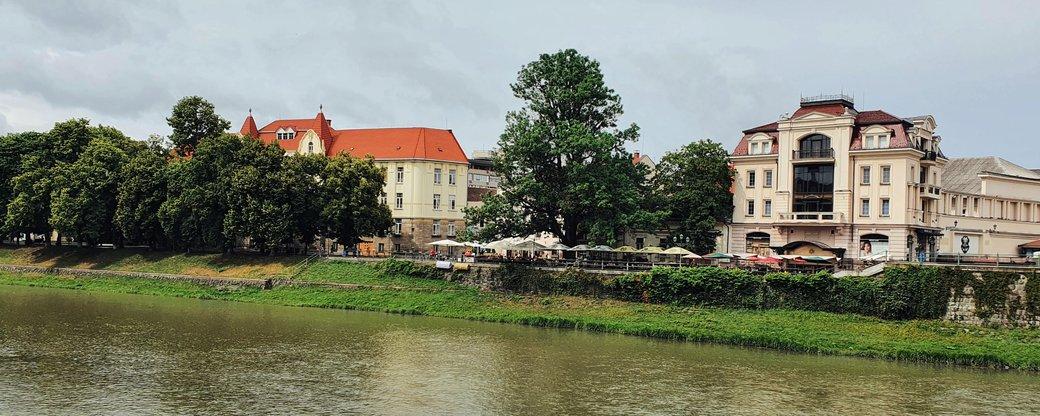Для залучення туристів в Ужгород, міська рада готує організувати розважальні заходи.
