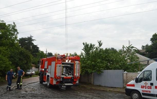 Негода в Україні: у п'яти областях підтоплено будинки