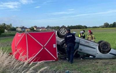 В автомобілі перебували ще дві людини, також громадяни України. Однак вони не отримали значних травм.