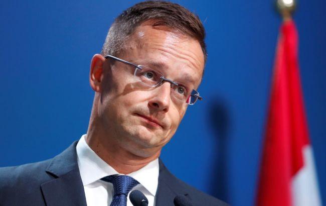 Петер Сіярто візьме участь у засіданні міжурядової українсько-угорської комісії.