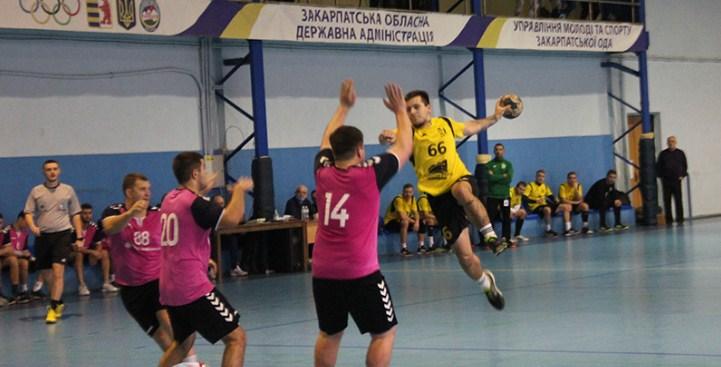У рамках 4-го туру Вищої ліги України з гандболу серед чоловічих команд «Карпати» на своєму майданчику приймали «Динамо-Академію».