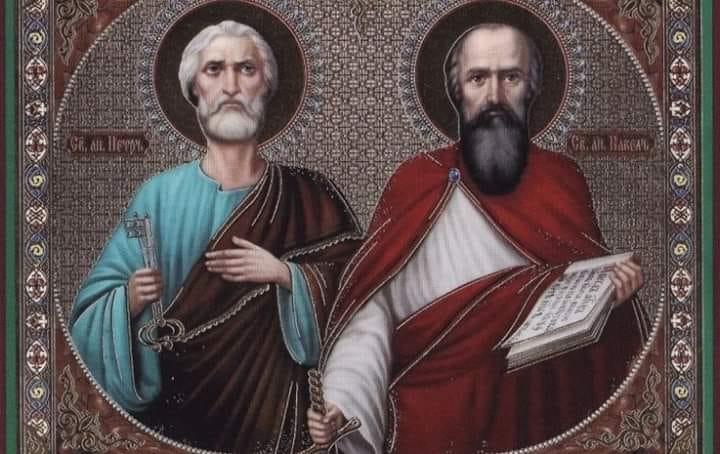 12 липня православні та греко-католики України відзначають свято славних і всехвальних первоверховних апостолів Петра і Павла.