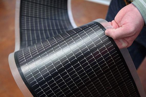 Найближчим часом в переносної електроніці з'явиться технологія підзарядки з використанням сонячної енергії