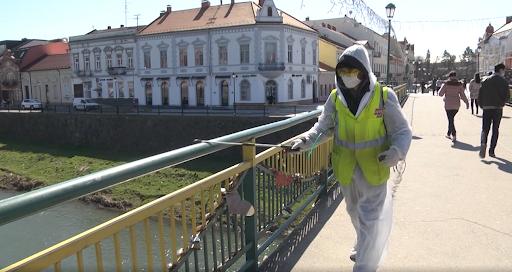 Станом на 10 годину 25 березня департамент охорони здоров'я Закарпатської обласної державної адміністрації інформує про наступне.
