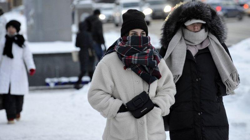 Найближчими днями в Україні будуть сильні морози до -20-26 градусів вночі. А потім прийде відлига.