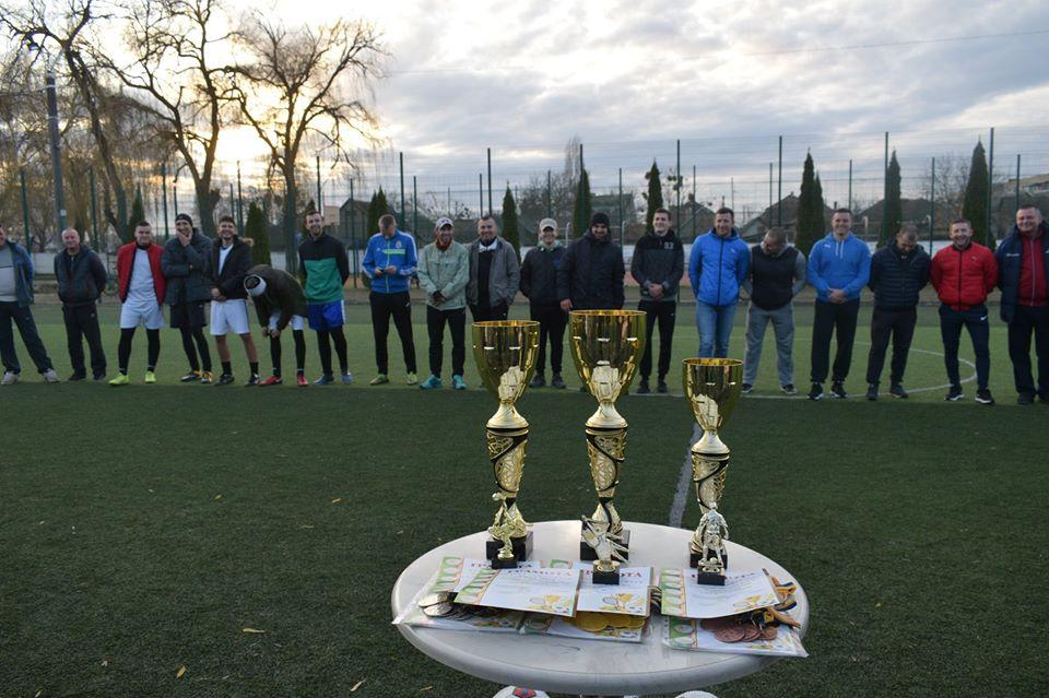 Завершився відкритий чемпіонат міста з міні-футболу. В змаганнях взяли участь 18 команд міста та сусідніх районів.