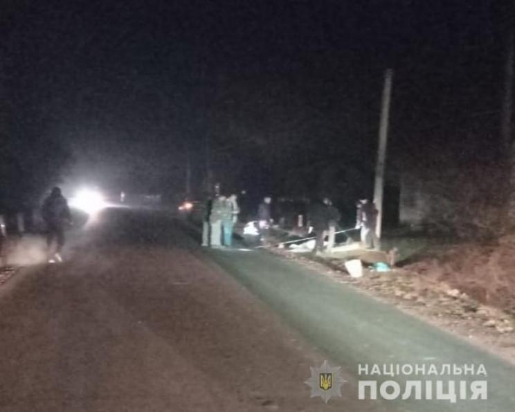 Поліцейські затримали нетверезого водія, який смертельно травмував мешканку села Синевир.