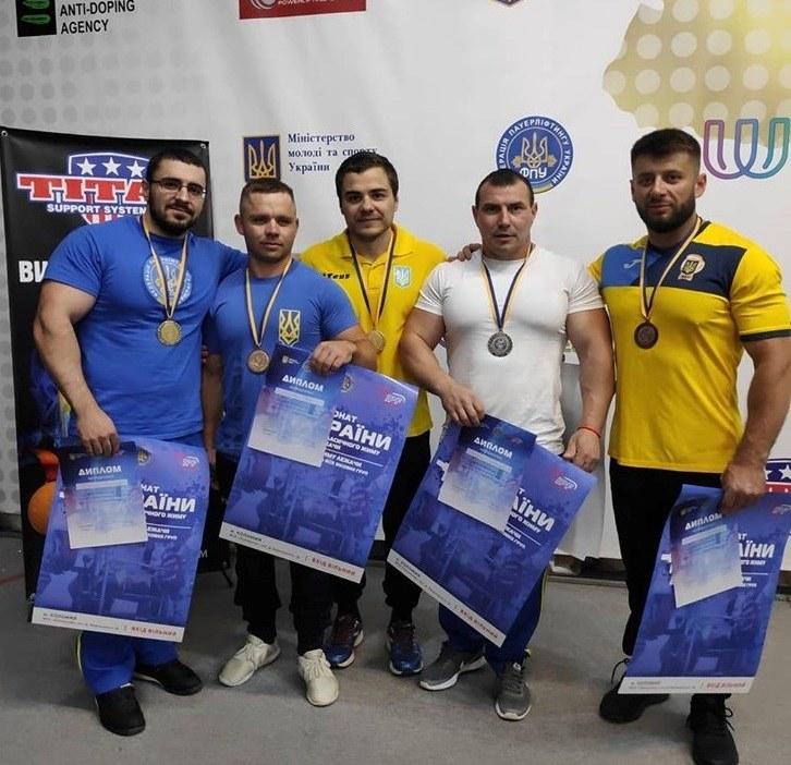 У місті Коломия завершився чемпіонат України з класичного жиму лежачи, в якому взяли участь 8 закарпатських пауерліфтерів.