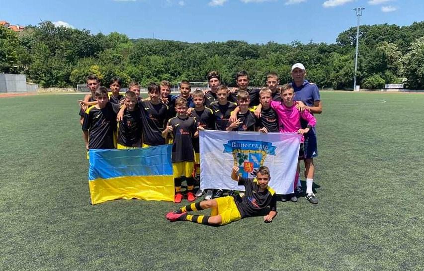 У Болгарії проходив Міжнародний турнір з футболу.