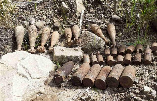 Про небезпечну знахідку на Великоберезнянщині повідомили в ДСНС Закарпаття.
