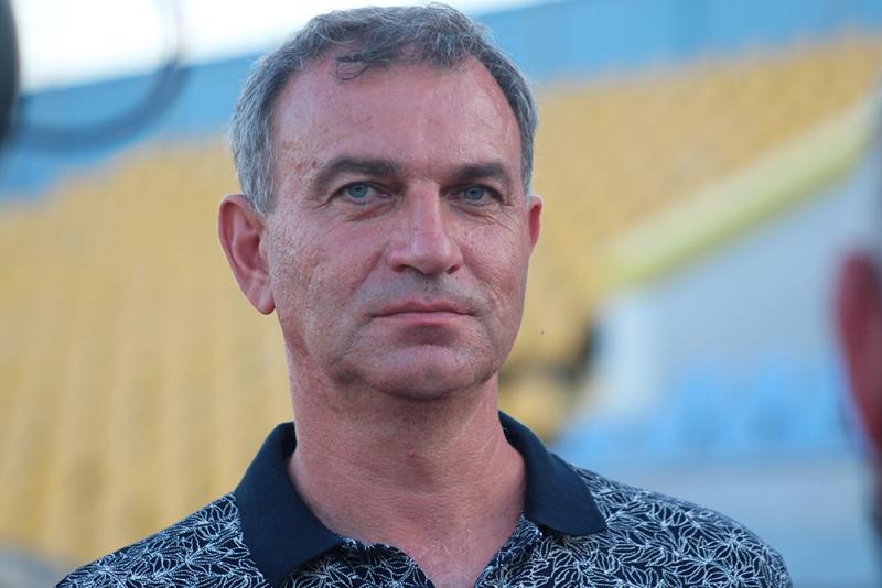 Про такі плани розповів тренер Володимир Васютик.
