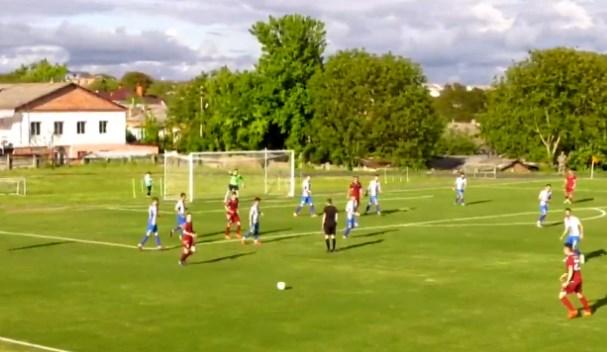 Гра відбулася на полі ФК Епіцентр у селі Дунаївці, що на Хмельниччині. Рахунок матчу - 0:0.