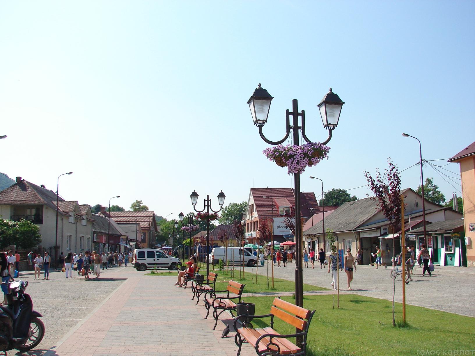 Геннадій Москаль: Хуст – друга столиця Закарпаття