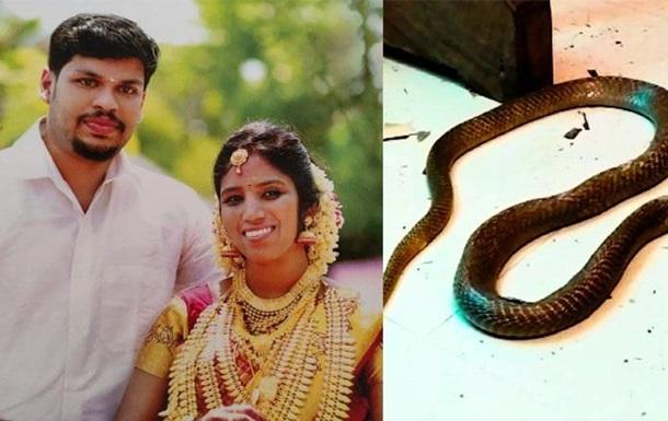 Вбивство змією в інідійця вийшло лише з другого разу. За кілька тижнів до смерті молоду жінку вкусила інша змія, як виявилося, теж підкинута чоловіком.