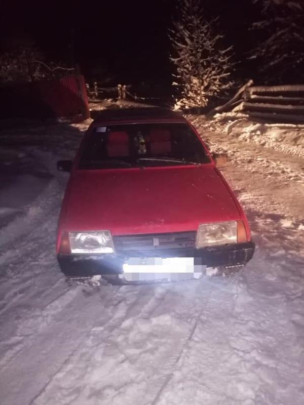 В Вельках Быкове и Чорнии-Тысе патрульные задержали двух пьяных водителей.