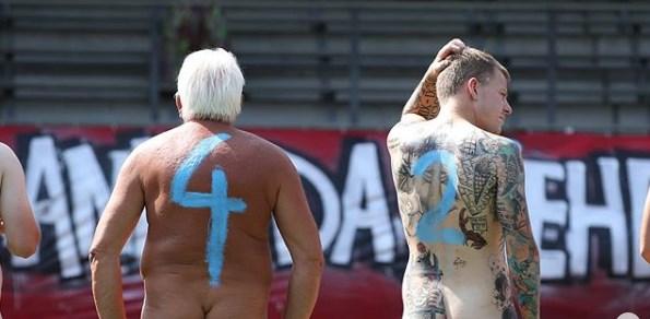 Незвичний поєдинок відбувся 16-го серпня у місті Ер-Еркеншвік на стадіоні