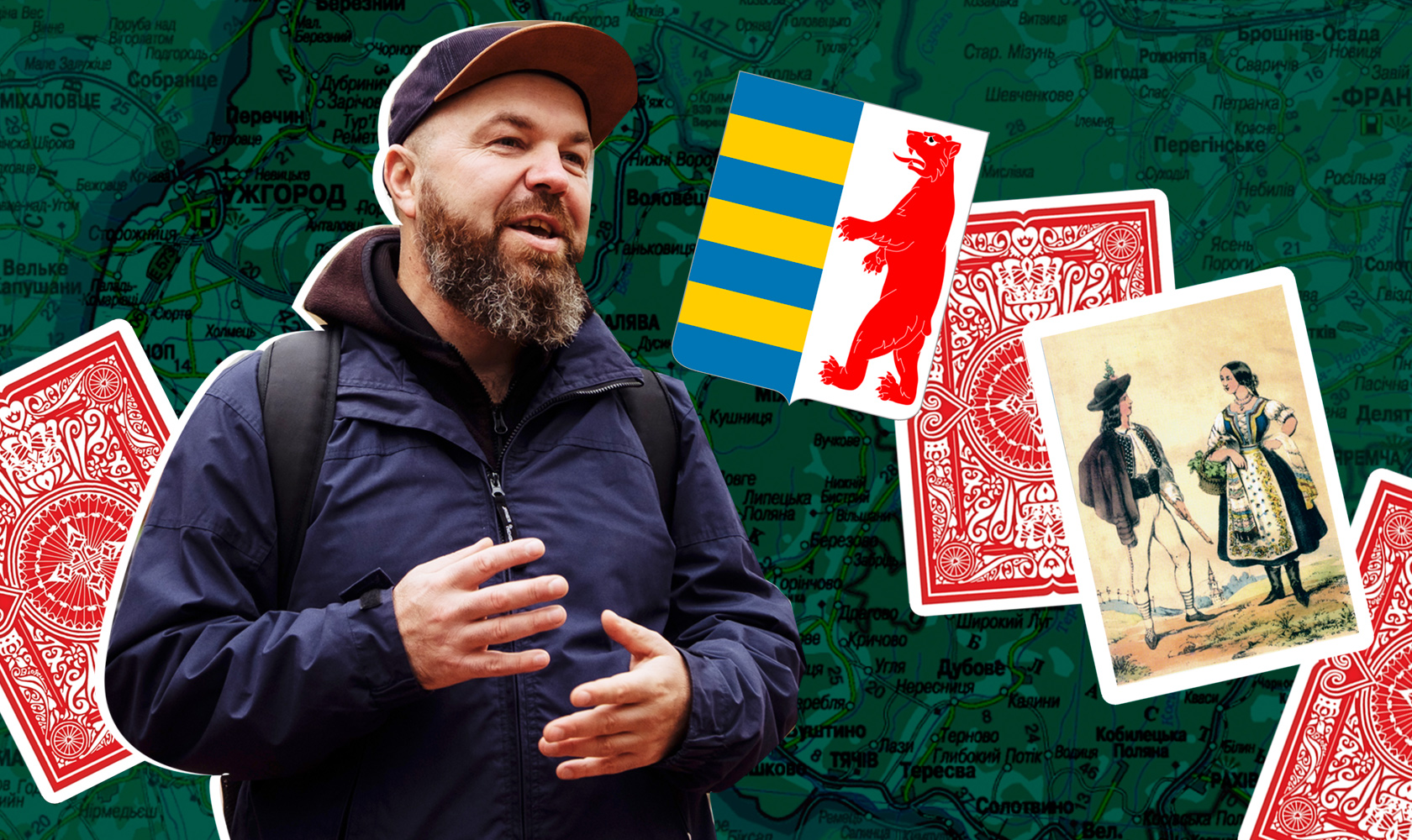 За всеукраїнським переписом 2001 року на Закарпатті проживало близько 10 тисяч русинів.