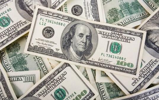На відкритті міжбанку американський долар подорожчав в покупці і в продажу на 4 копійки.