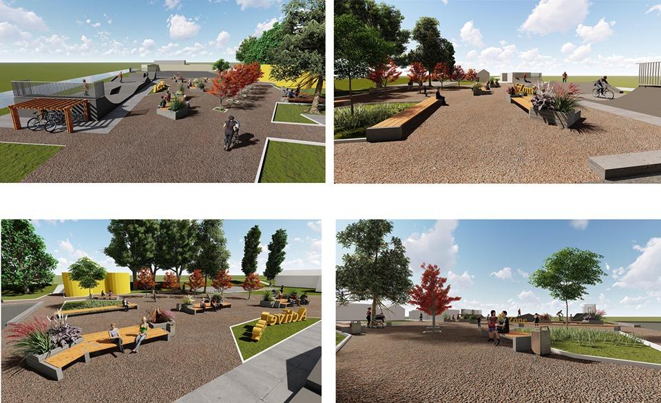 Нещодавно Берегівською міською радою виносилося на обговорення питання щодо місця встановлення в майбутньому скейт-майданчика в місті.