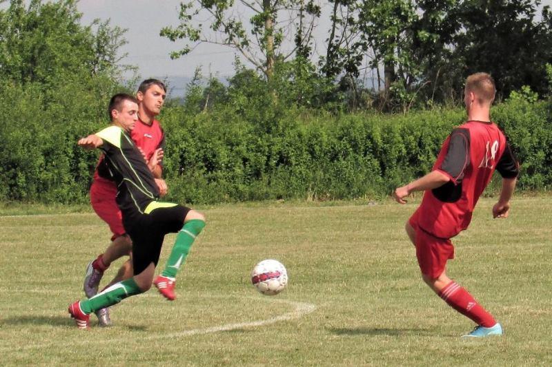 В минувшие выходные состоялись матчи 3-го тура мукачевского окружного чемпионата по футболу 2021 года.