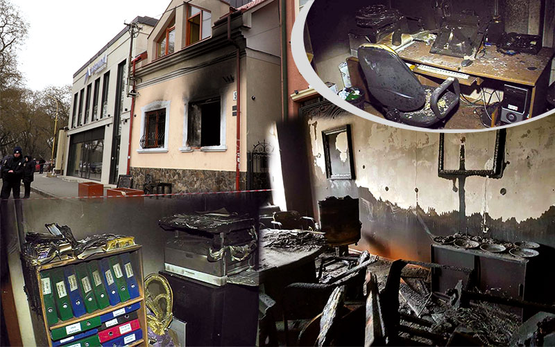 Два теракти упродовж місяця. Рік тому в Ужгороді було здійснено напади на офіс товариства угорської культури. Чи вірять місцеві угорці в