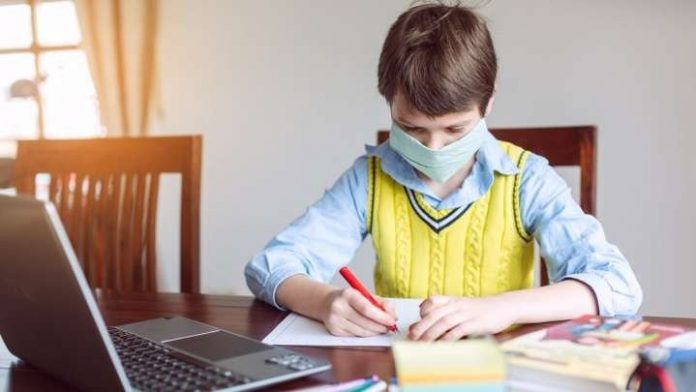 В связи с переходом Украины в «желтую» эпидемиологическую зону студенты перестали посещать учебные заведения.