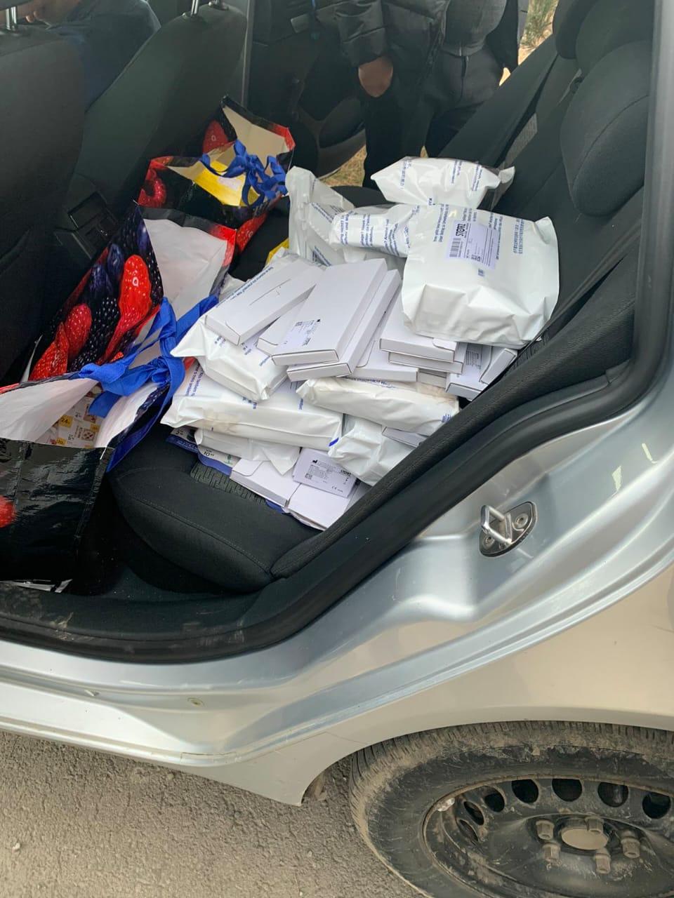 Напередодні на митний пост «Малий Березний» Закарпатської митниці Держмитслужби заїхав автомобіль «Skoda Octavia» з українською реєстрацією.