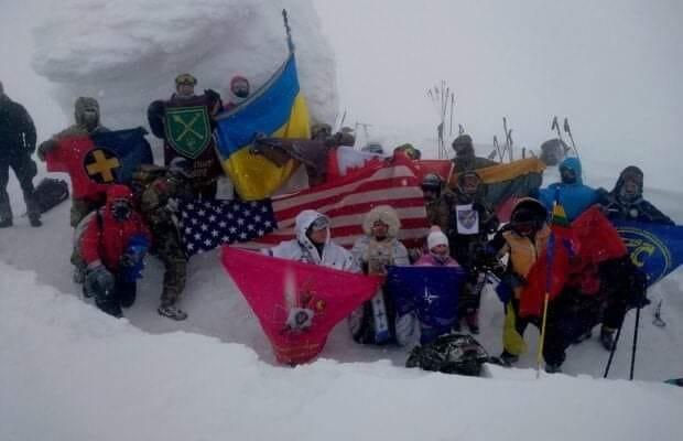 Експедиція відбувалася під контролем працівників ДСНС та рятувально-пошукової групи й тривала майже десять годин