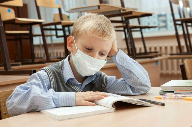 Школи Берегова закрили на карантин через грип