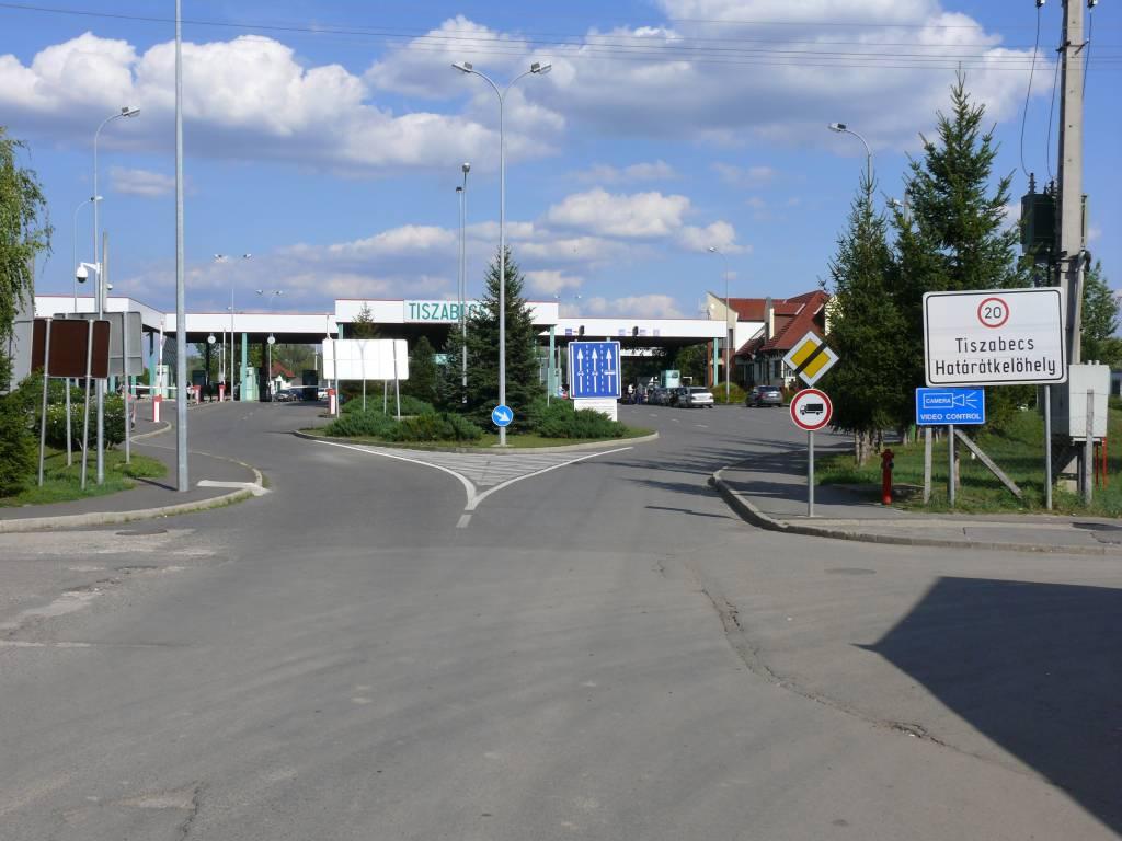 Після Великодніх свят на прикордонних пунктах пропуску Закарпаття із сусідніми країнами Європейського Союзу спостерігаються великі черги.